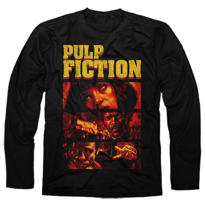 Manga Longa Pulp Fiction 1