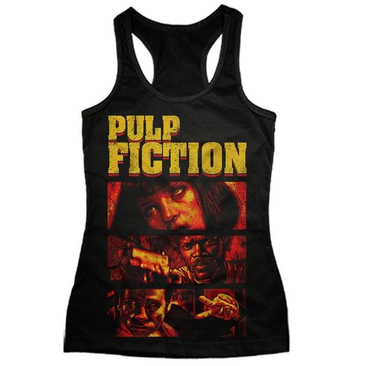Regata Fem. Pulp Fiction 1