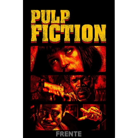 Regata Fem. Pulp Fiction 1