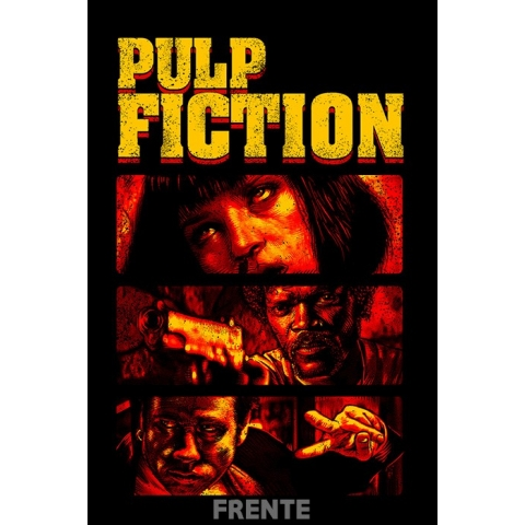 Camiseta Pulp Fiction 1