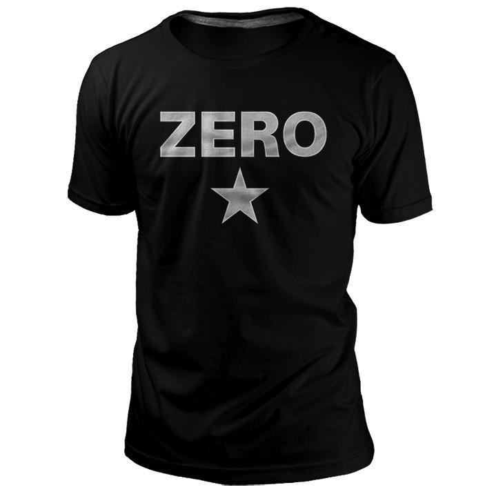 Camiseta Smashing Pumpkins 1 Zero