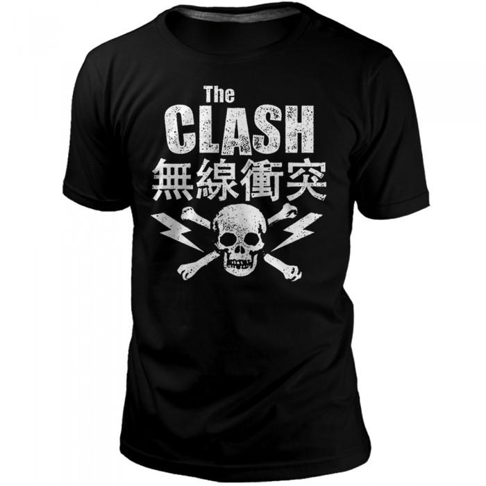Camiseta The Clash 2