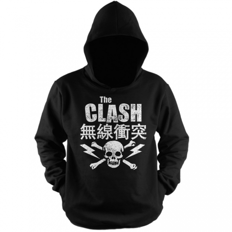 Moletom The Clash 2