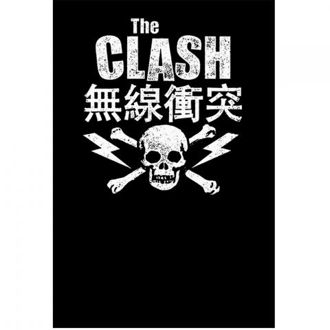 Manga Longa The Clash 2