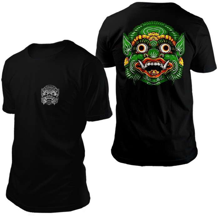 Camiseta Barong Mask