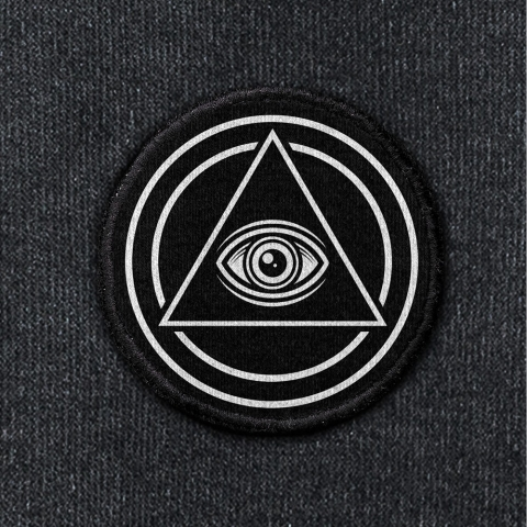 Blusa Moletom All Seeing Eye