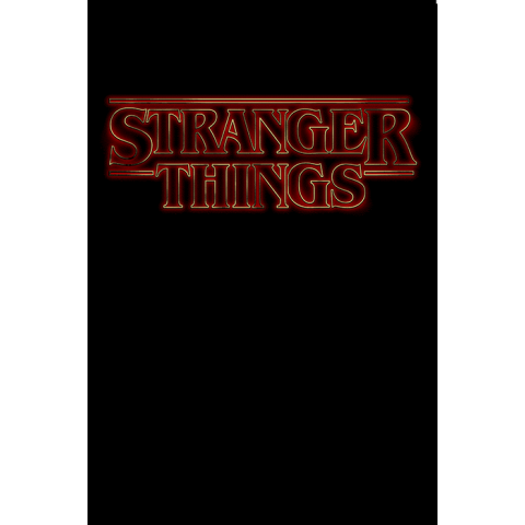 Camiseta Stranger Things 1