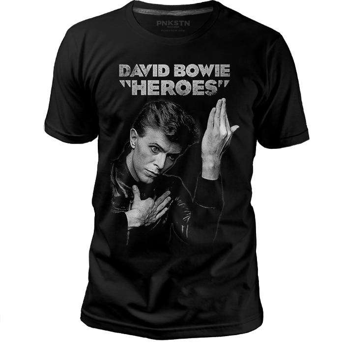 Camiseta Bowie 4