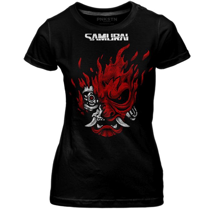 Babylook Cyberpunk Samurai