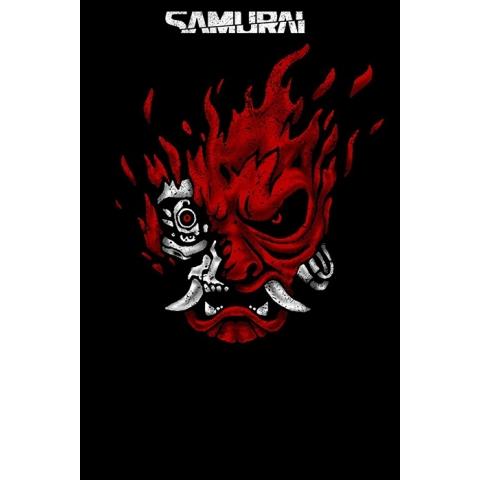 Moletom Cyberpunk Samurai