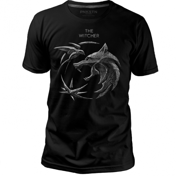 Camiseta Witcher 1
