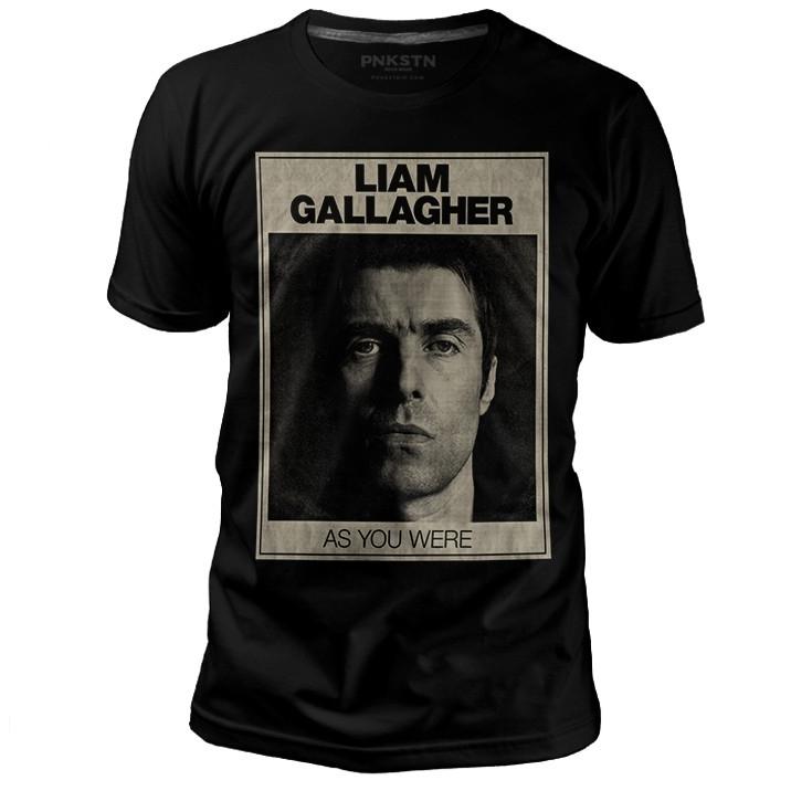 Camiseta Liam Gallagher