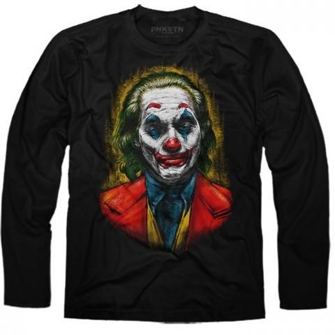 Manga Longa Joker