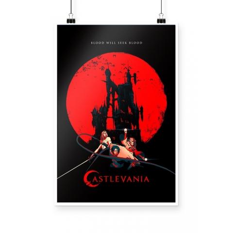 Poster Castlevania