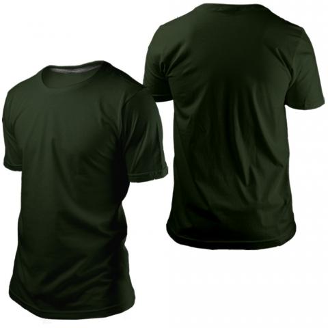 Camiseta Musgo
