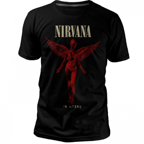 Camiseta Nirvana 3
