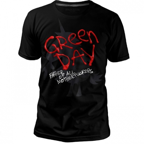 Camiseta Green Day 7