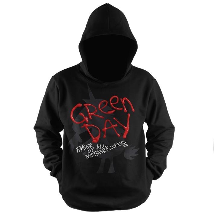 Moletom Green Day 7