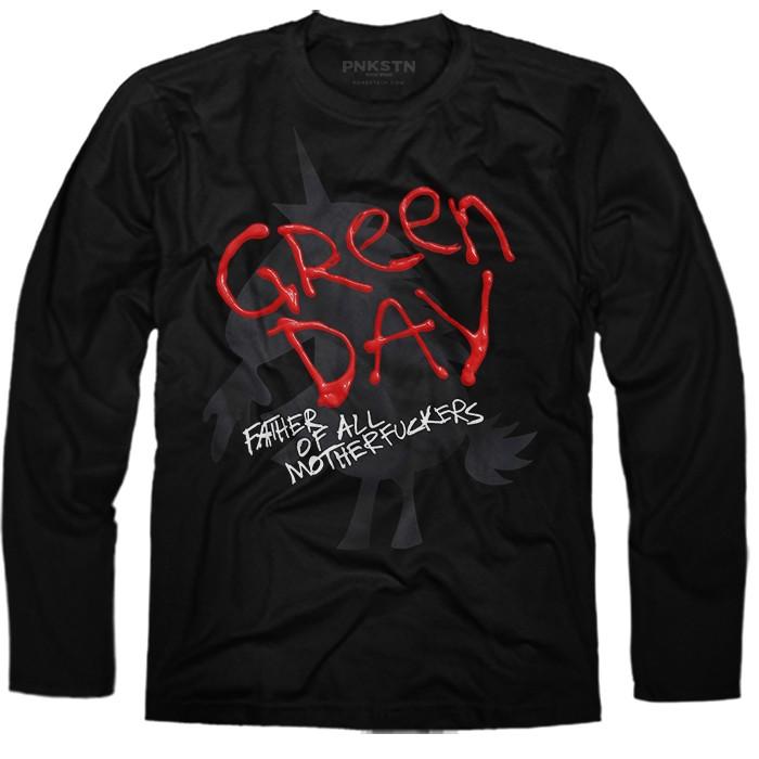 Manga Longa Green Day 7