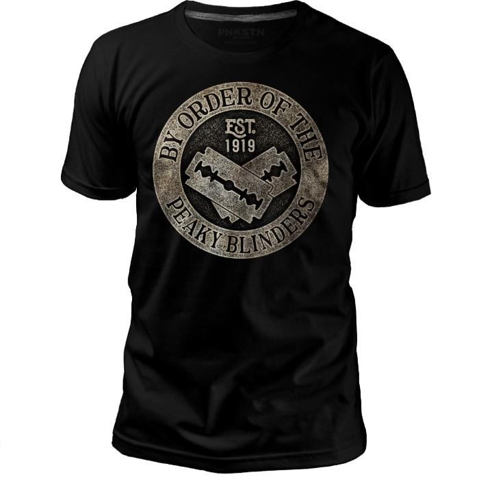 Camiseta Peaky Blinders 1
