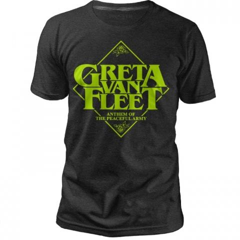 Camiseta Greta Van Fleet 3