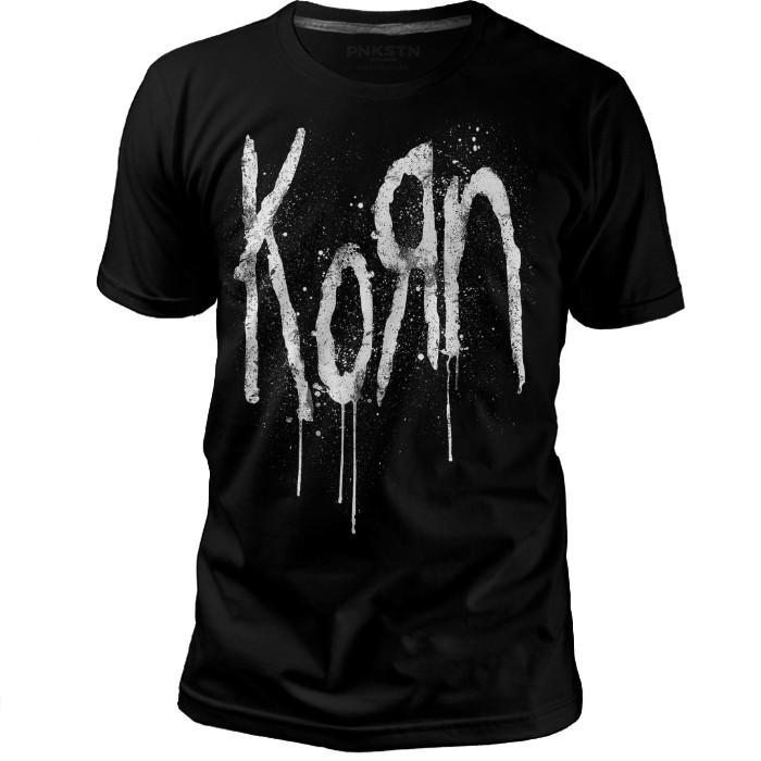 Camiseta Korn 2
