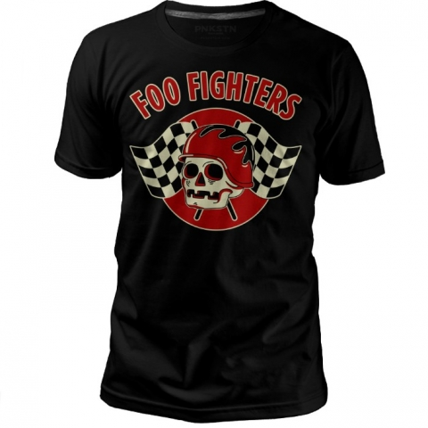Camiseta Foo Fighters 11