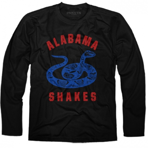 Manga Longa Alabama Shakes 1
