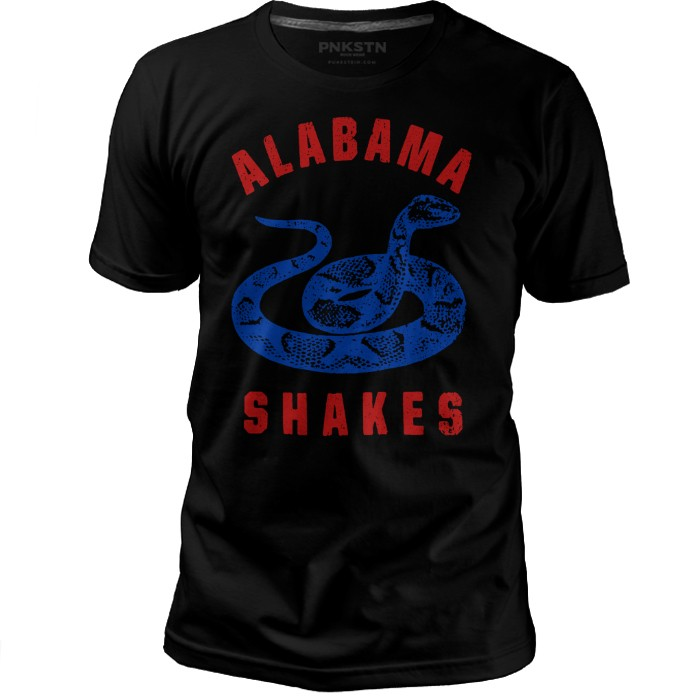 Camiseta Alabama Shakes 1
