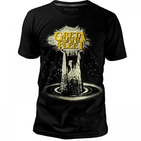 Camiseta Greta Van Fleet 4