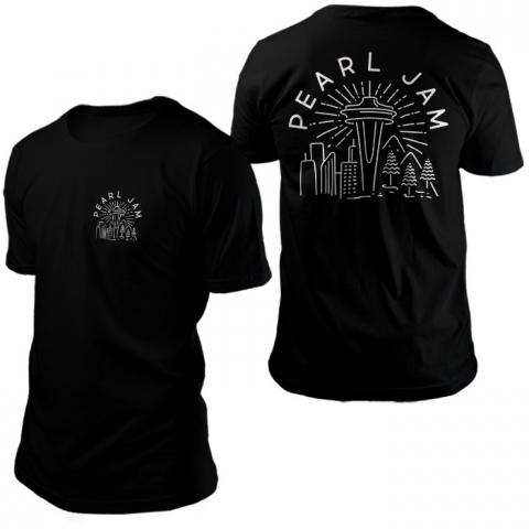 Camiseta Pearl Jam 6