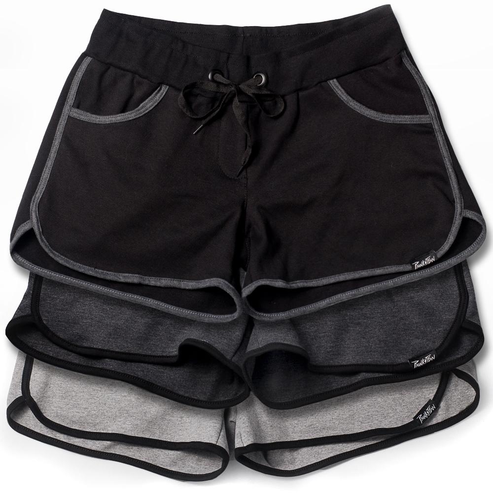 Pack Shorts Feminino