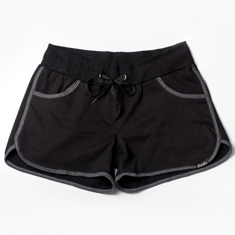 Shorts Feminino Preto