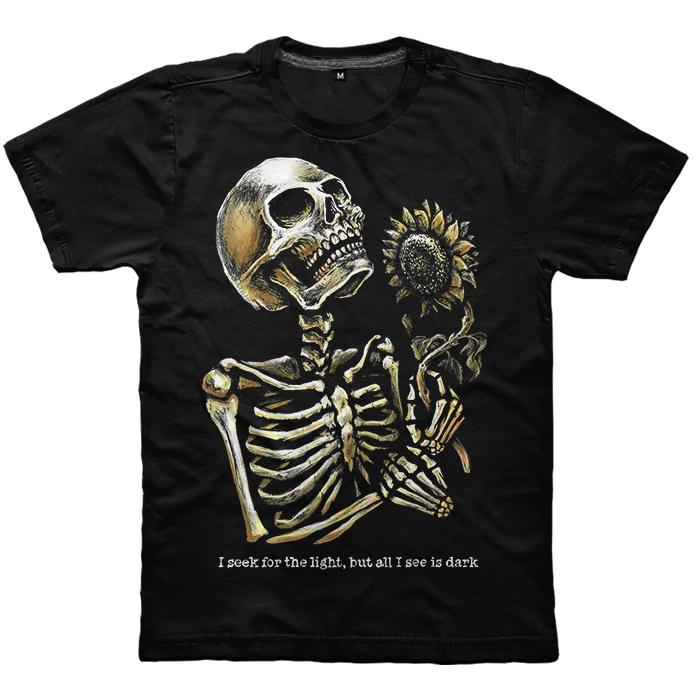 Camiseta Seek For The Light