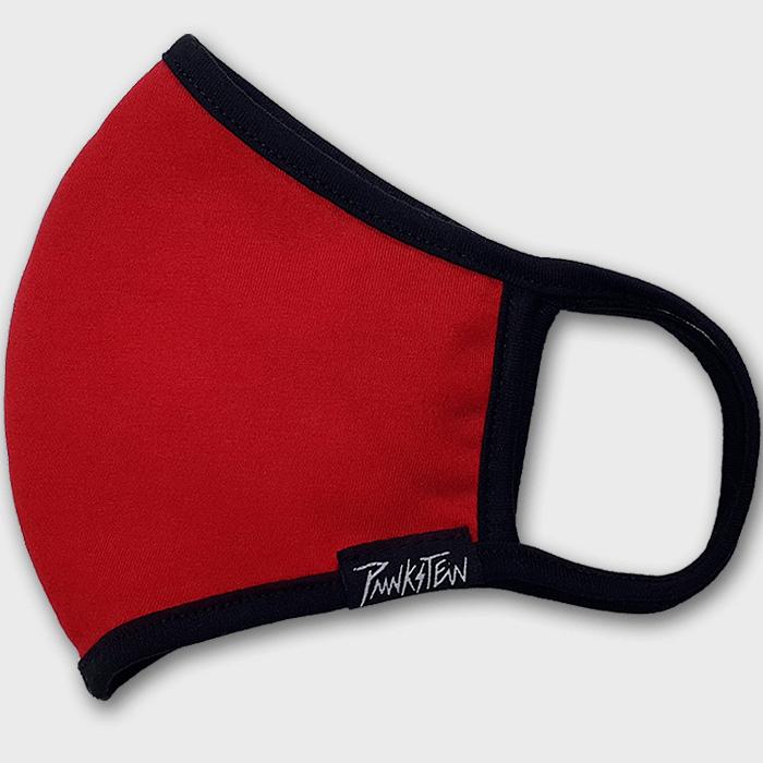 Máscara Vermelha Punkstein