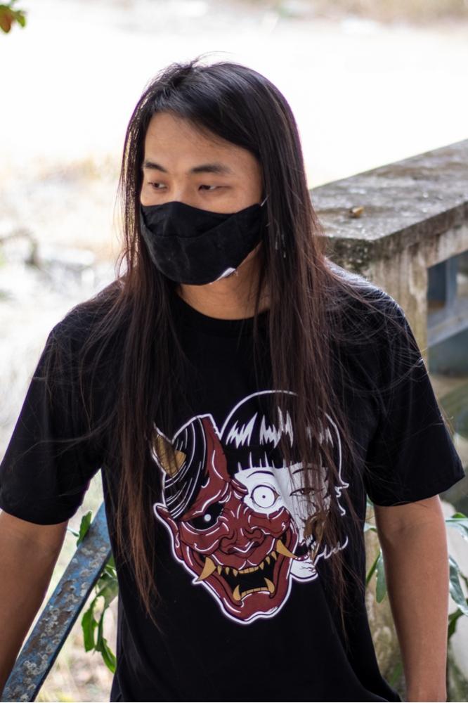 Camiseta Oni