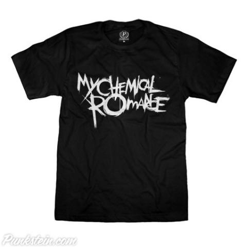 Camiseta MCR 1