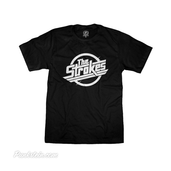 Camiseta The Strokes 5