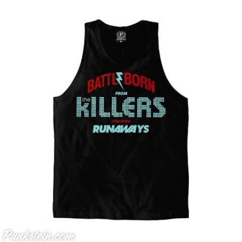 Regata Masculina The Killers 2