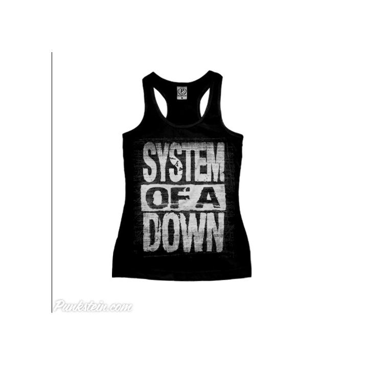 Regata Feminina System of a Down 1