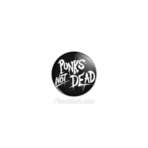 Botton Punks not Dead