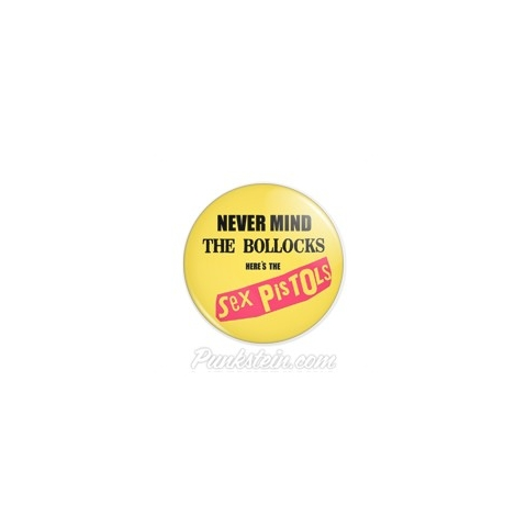 Botton Sex Pistols 1