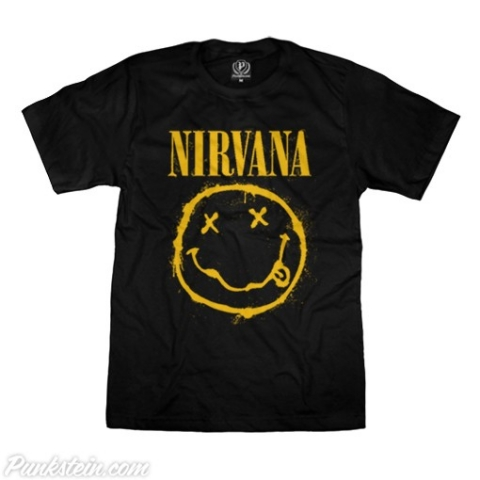 Camiseta Nirvana 1