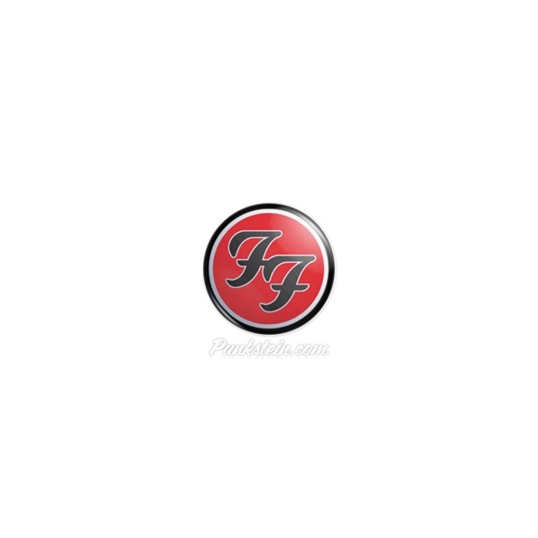 Botton Foo Fighters 1