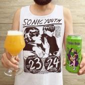 O clima tá perfeito pra uma regata punkstein acompanhado de uma 🍺 das boas. Tô certo ou com a razão?. . #regata #rock #beer #cerveja
